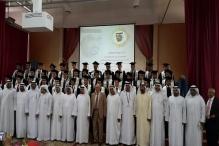 أكاديمية الفجيره الاسلاميه تحتفل بتخريج طلبة الصف الثاني عشر