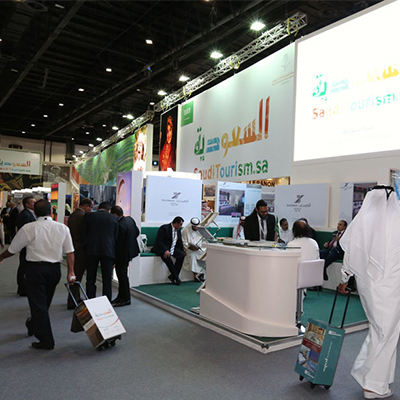 Fujairah Free Zone participate in Arabian Travel Market '17
