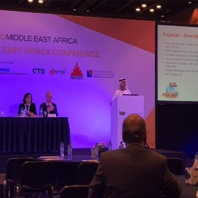 """Director General of Fujairah Free Zone Authority participated in """"Stock Expo Middle East & Africa"""""""