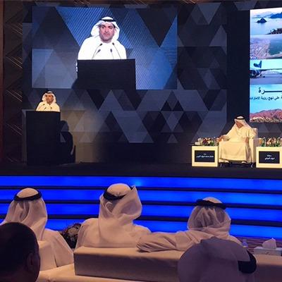 مشاركة هيئة المنطقة الحرة في المؤتمر العربي الثالث للتطوير والاستثمار العقاري والصناعي